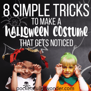 8 Simple Tips for Making a Halloween Costume That Will Get Noticed