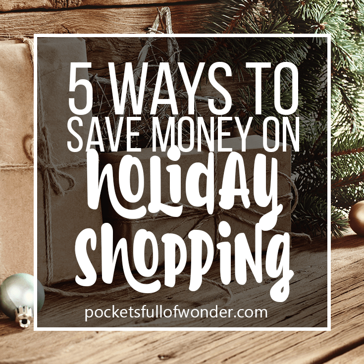 Five Tips for Christmas on a Budget