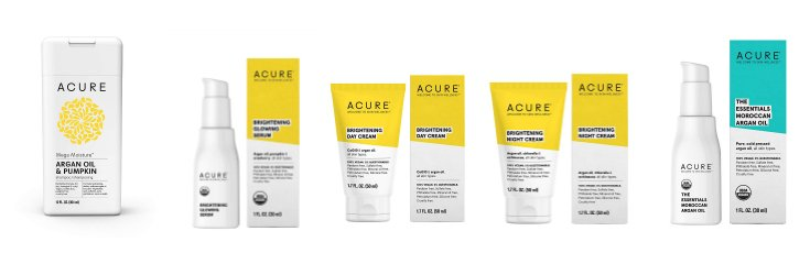 Acure Organics Products from Thrive Market