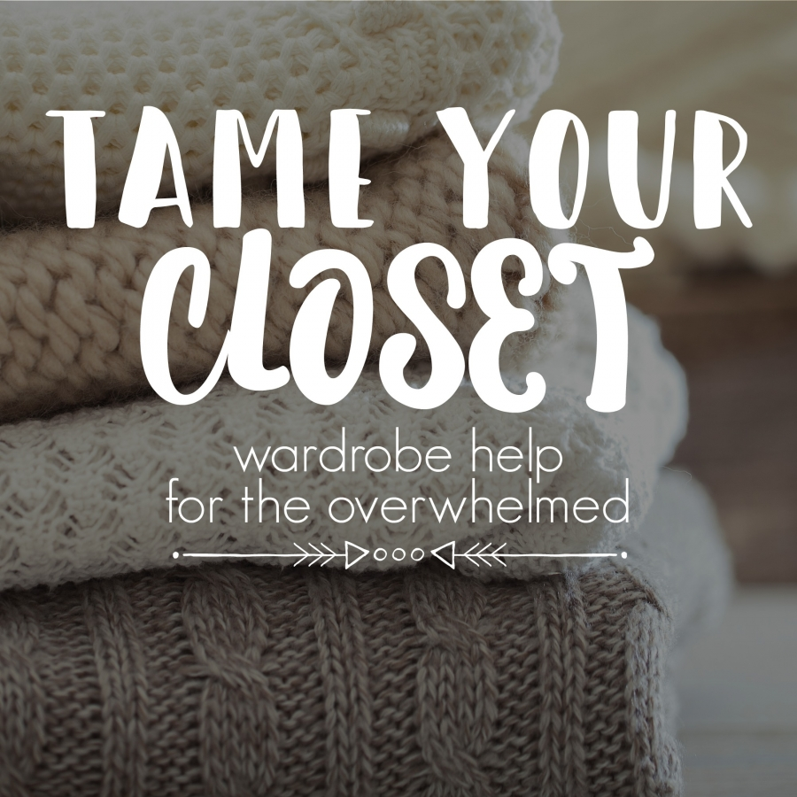 Tame Your Closet