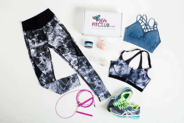 Her Fit Club Monthly Fitness Box