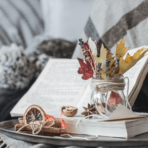 Decorate For Fall with Nature Finds