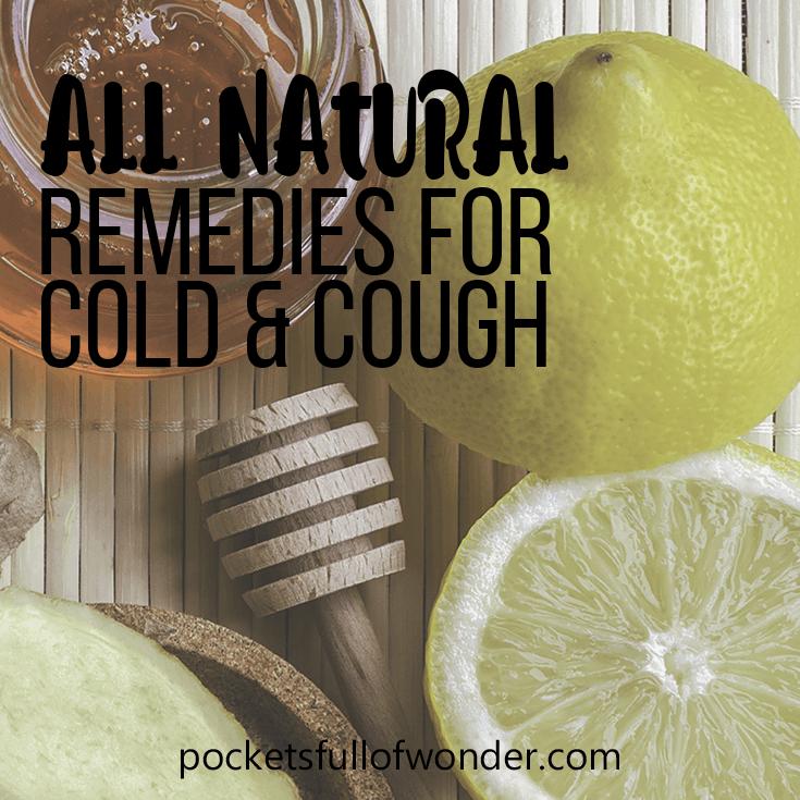 6 Natural Cold and Cough Remedies