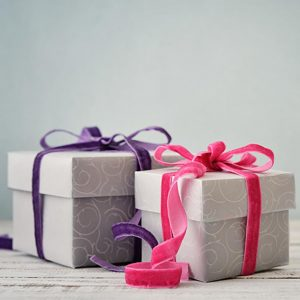 Simple Gifts with Personal Meaning