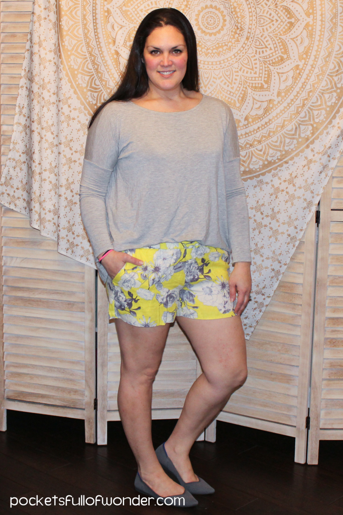 Stitch Fix Summer Shorts