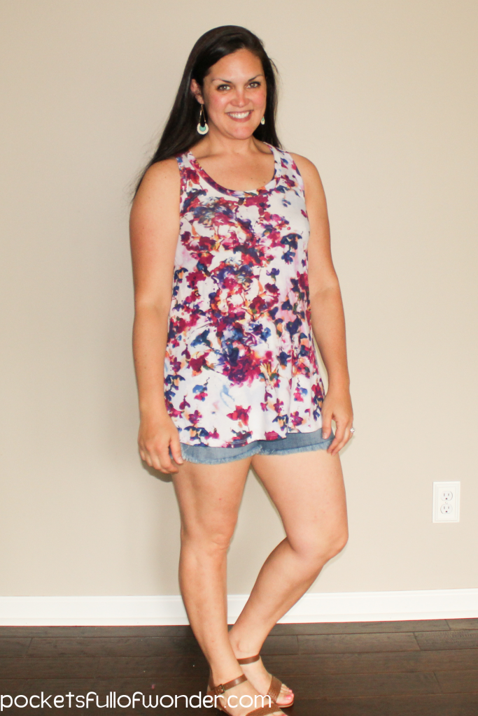 Stitch Fix Summer Tops