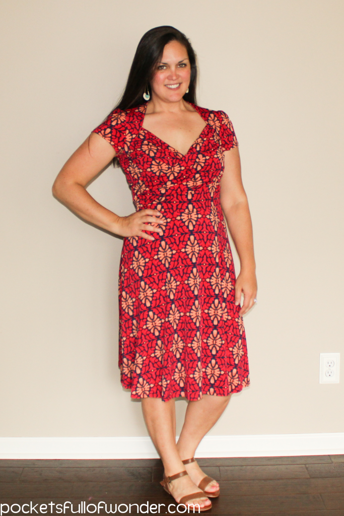 Stitch Fix Wrap Dress
