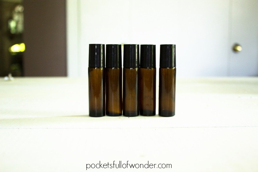 Roller Bottles - Essential Oil Roller Bottles for Beginners