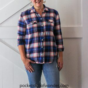 7 Plaid Shirt Outfits