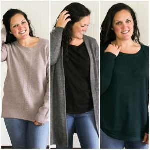 Winter Styles from Stitch Fix