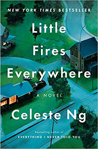 Books to Read if You liked Big Little Lies: Little Fires Everywhere by Celeste Ng  Similarities to BLL: Drama between well-to-do parents & their kids, family scandals, legal drama.