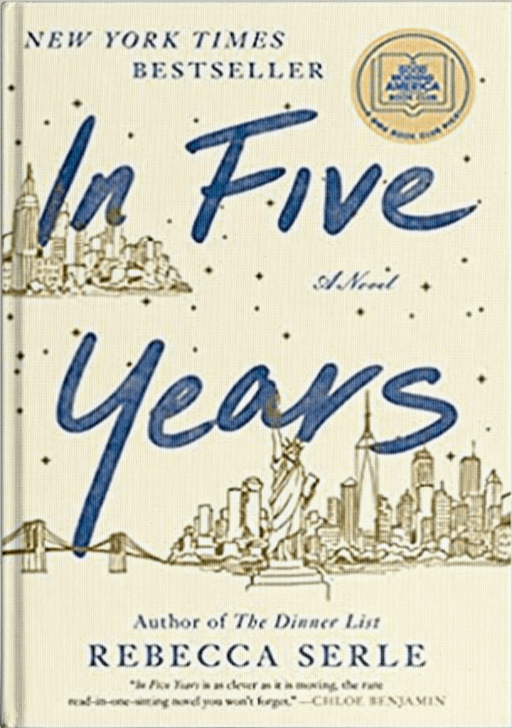 Book Review: In Five Years by Rebecca Serle