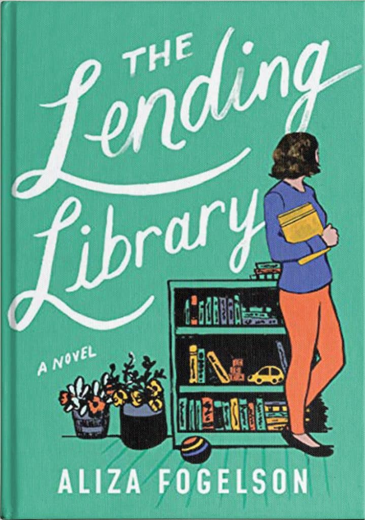 Book Review: The Lending Library by Aliza Fogelson